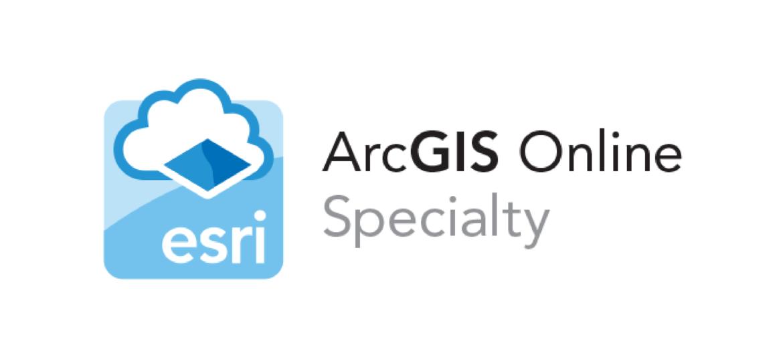 arcgis online specialty logo esri
