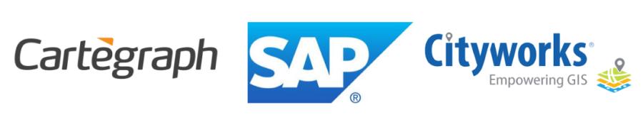 cartegraph sap cityworks logo