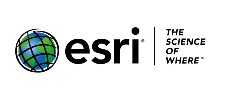 esri the science of where horizontal logo